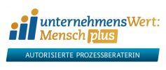 Autorisierte Prozessberaterin für unternehmensWertMensch plus