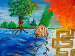 Ich male, also bin ich! (ID: FS_21) @ Kunst- und Kreativhaus Rechenzentrum