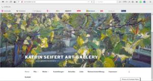 Katrin Seifert, Bilder, Malerei, Kunst